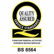 BS 8564 Logo