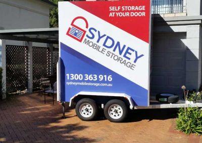 Sydney Mobile Storage