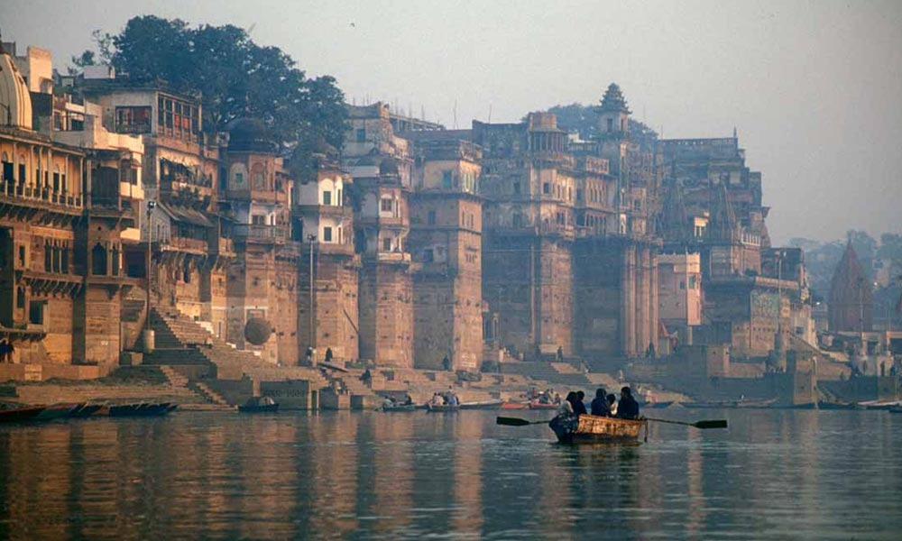 Moving To India - The River Ganges Relocations