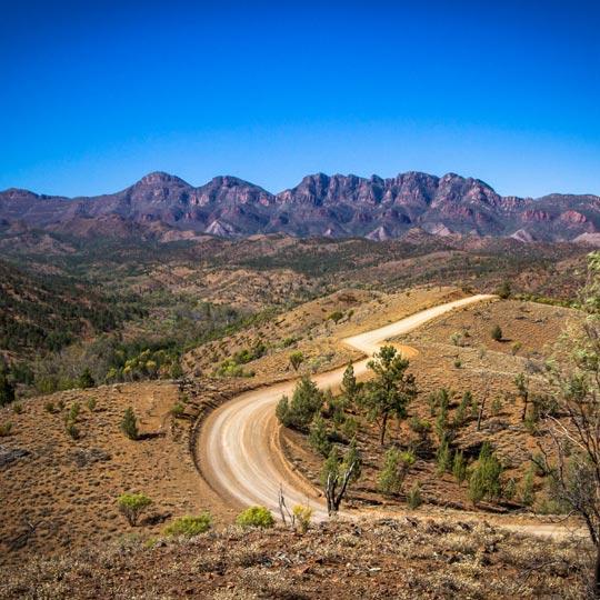 South Australian Outback, Moving To SA