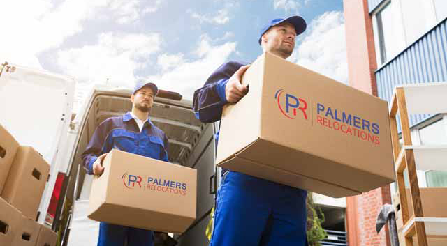 Packing and Delivery With Palmers