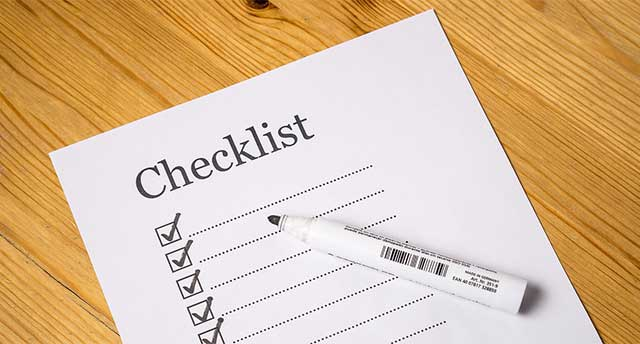 Ultimate Checklist When Moving Overseas