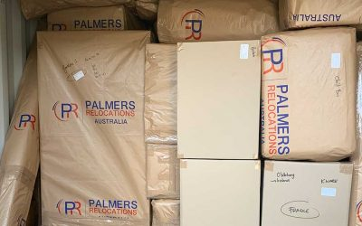 Palmers Relocations Our Environmental Journey