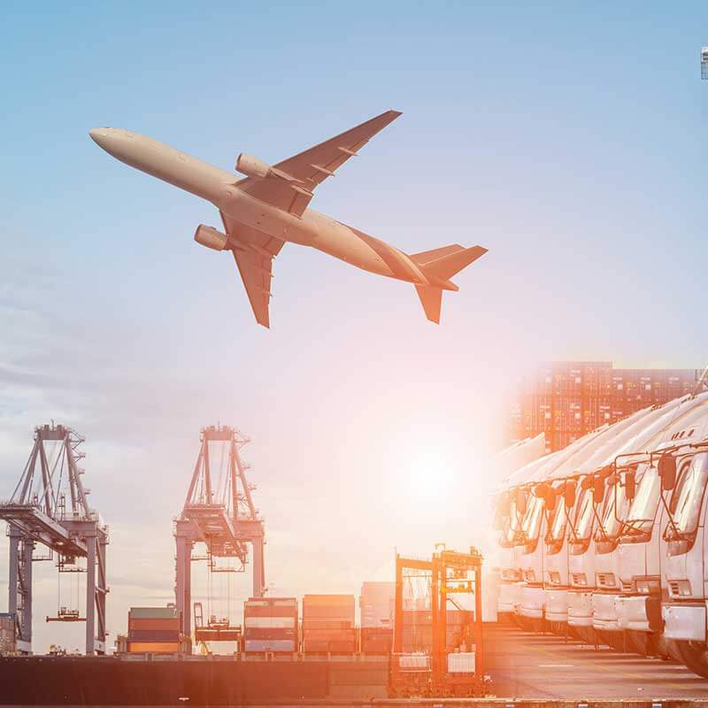 Air and Sea Freight for Overseas Relocations