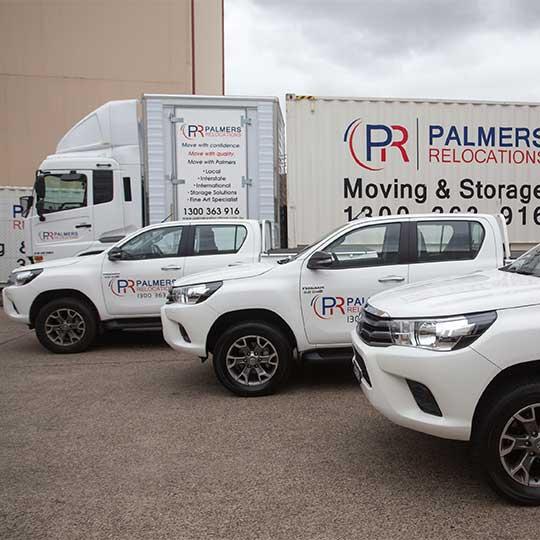 Palmers trucks