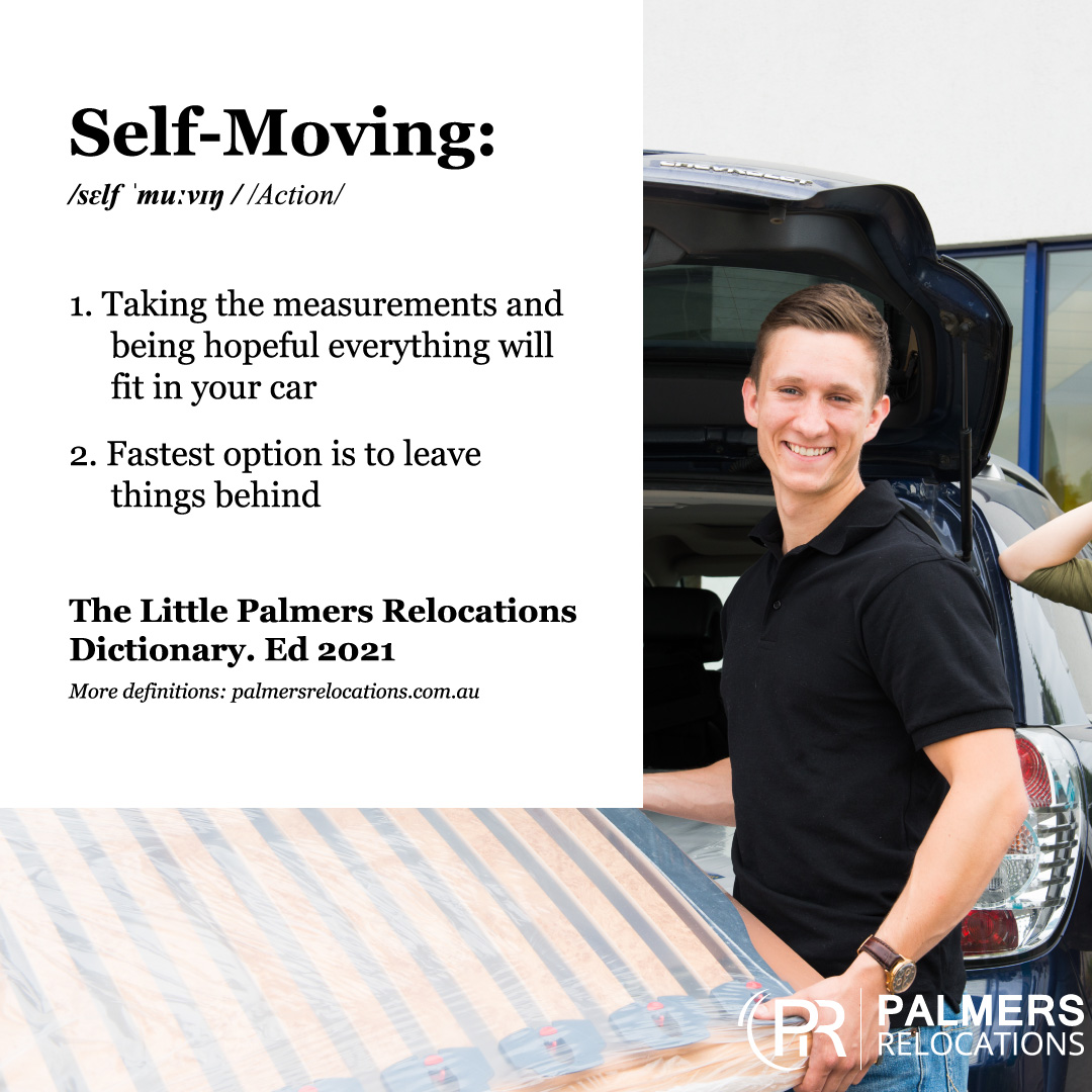 Self Moving - Palmers Definition