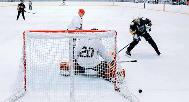 Ice-Hockey in canada