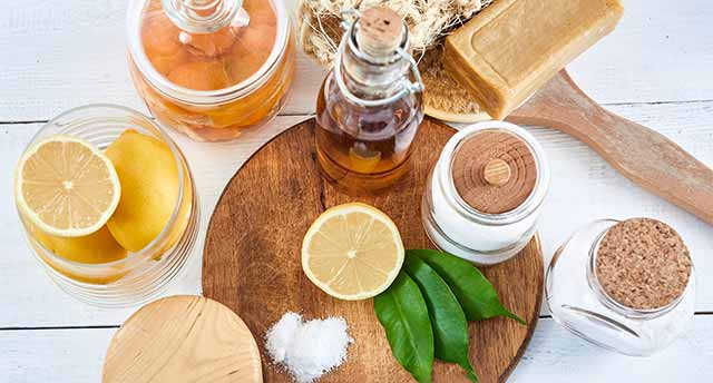 Natural and Eco Friendly Cleaning Products