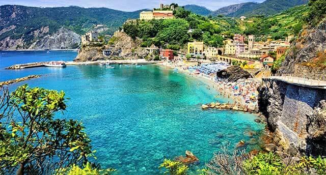 Gorgeous Beaches in Italy