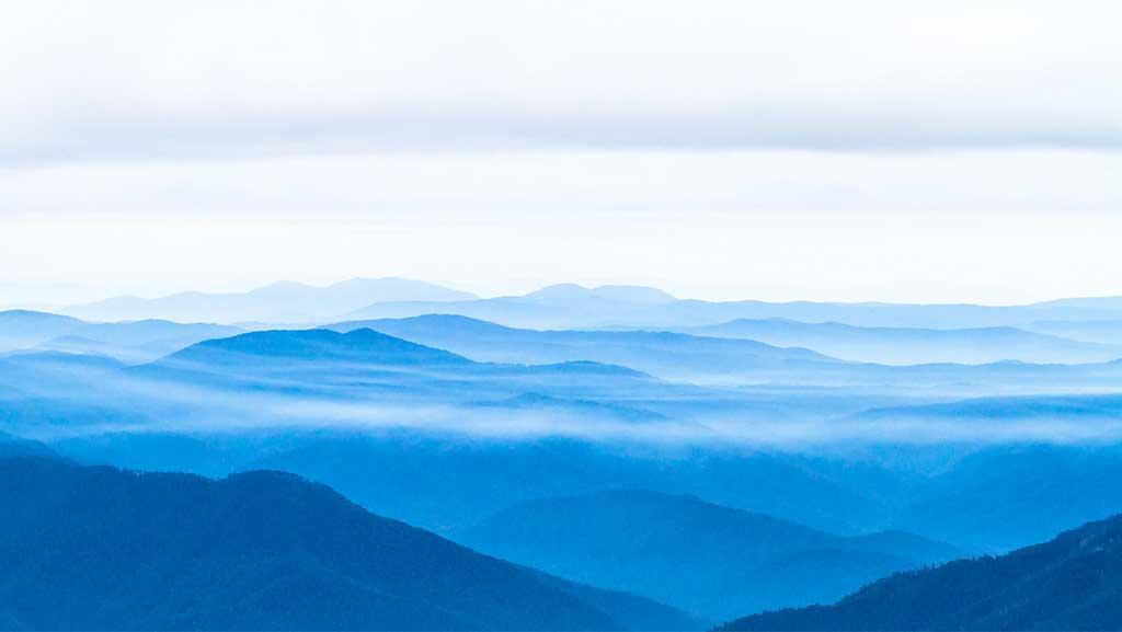 Blue Mountains NSW in Australia