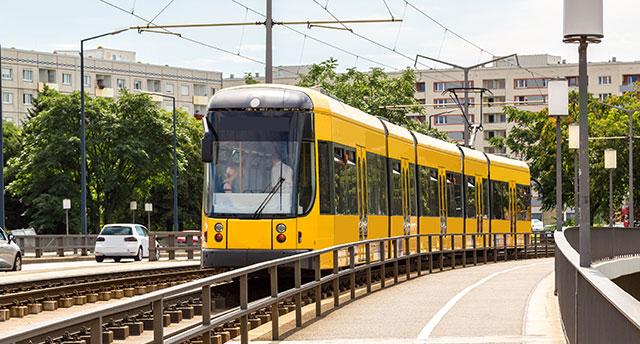 Public transport in germany