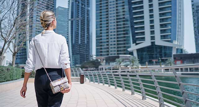 Living in the UAE as Woman