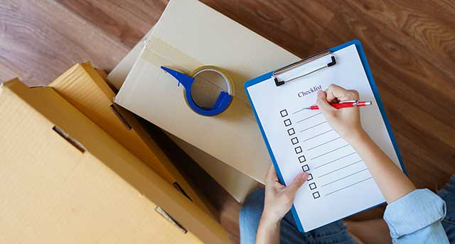 Create a moving inventory