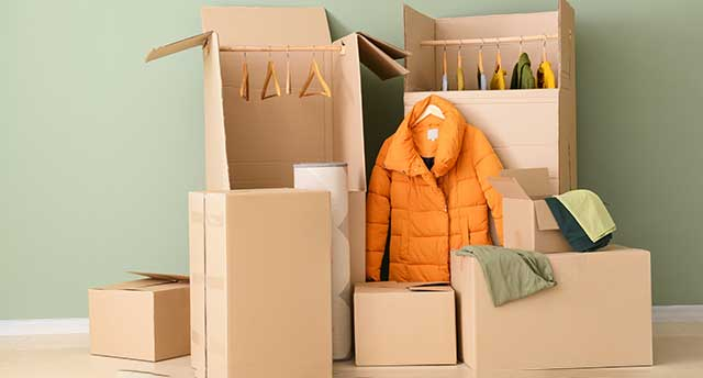 Get Proper Packing Moving Boxes
