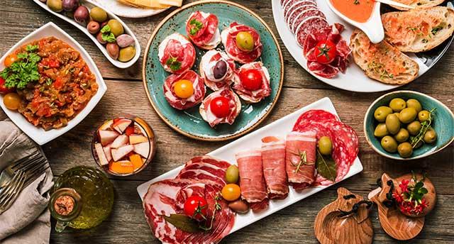 Amazing Spanish Food