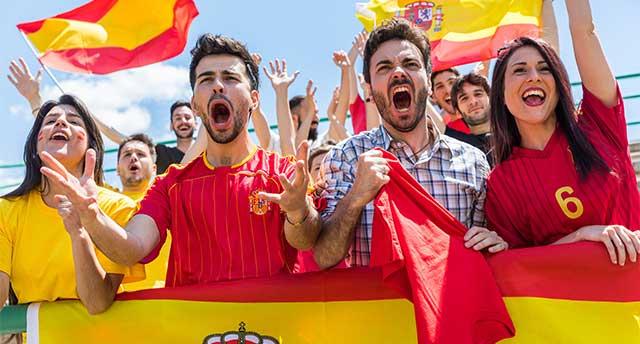 Fottball in Spain